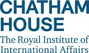 [Logo: ChathamHouse]